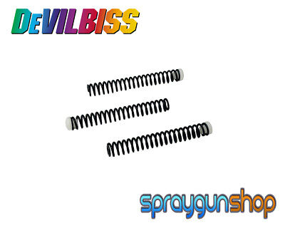 DeVilbiss Pro Needle Spring & Pad (Pack of 3) - SN-4-K3 - Brand New