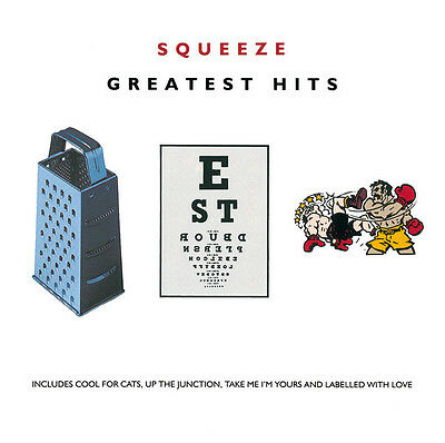 Squeeze ( New Sealed Cd ) 20 Greatest Hits / Very Best Of / Collection