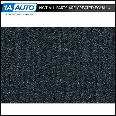for 1995-01 GMC Jimmy S-15 2 Door Molded Cargo Area Carpet 840-Navy Blue Cutpile