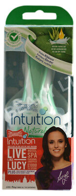 Genuine Wilkinson Sword Ladies Intuition Naturals Razor - Fast Shipping