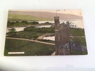 Old Postcard In The Kyles Of Bute