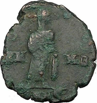 CONSTANTINE I the GREAT Cult  Ancient Roman Coin Christian Deification  i37875