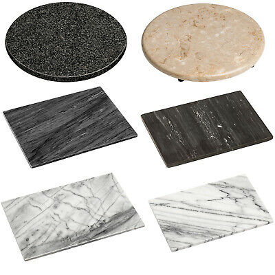 Large Tan Kitchen Granite Speckled Stone Worktop Protector Saver Chopping Boards