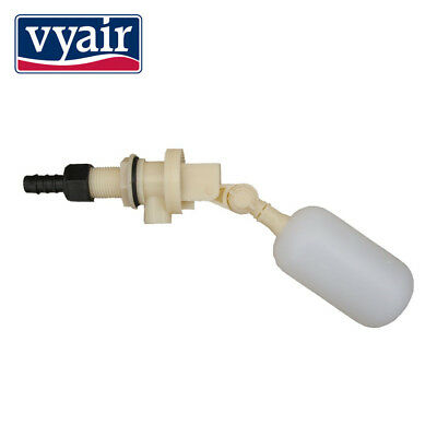 """Float Valve: 1/2"""" Connection & 1/2"""" Hose Fitting For Garden/Other Hoses"""