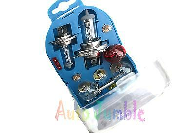 EMERGENCY BULB KIT CAR H1 H4 H7 for RENAULT CLIO