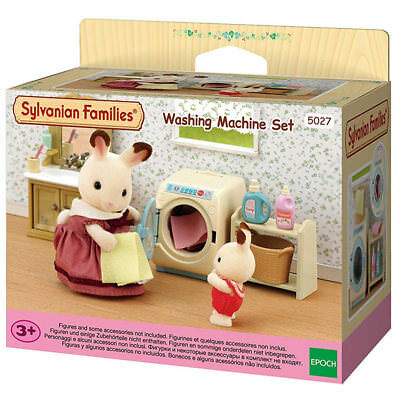 SYLVANIAN Families Washing Machine Set 5027