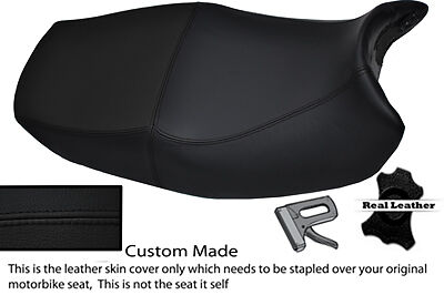 Black Custom 93-03 Fits Honda Cb 500 Leather Seat Cover