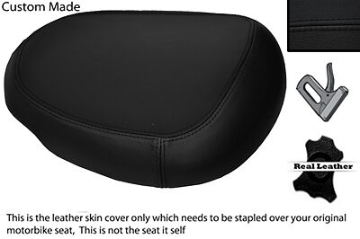 Black Stitch Custom 08-12 Fits Suzuki Hayabusa Gsx 1300 Rear Saddle Seat Cover