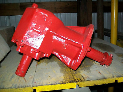 75hp Rotary Cutter Gear Box 379 42 Picclick