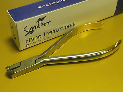 Dental Orthodontic Safety Hold, Distal End Cutters T.C. * Stainless CE*Ref-2956