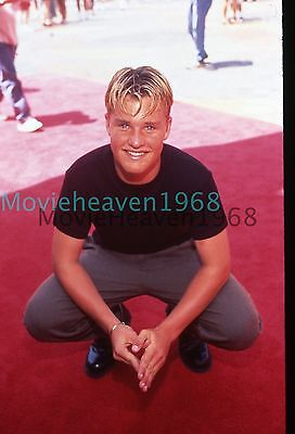 Zachery Ty Bryan 35MM SLIDE TRANSPARENCY NEGATIVE PHOTO 7350