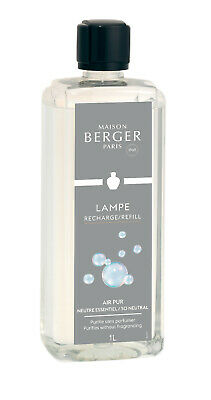 Lampe Berger Paris Duft Neutral 1000ml Parfum de Maison Neutre Essentielle NEU