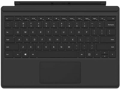Blue Surface Type Cover Keyboard for Microsoft Surface Pro 6, Pro 5, Pro 4 Pro 3
