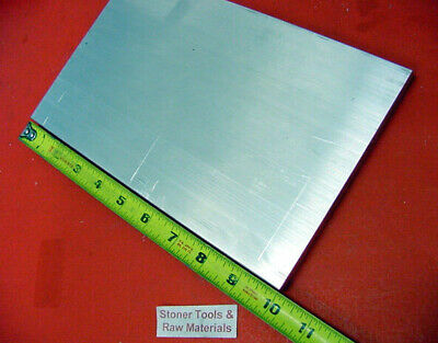 "1-1/2"" X 8"" X 10"" ALUMINUM 6061 FLAT BAR SOLID T6511 New Mill Stock Plate 1.50"""