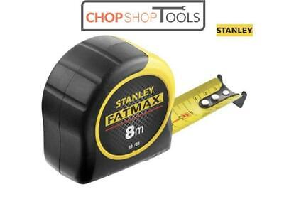 STANLEY FatMax Tape Blade Armor 8m METRIC ONLY STA033728