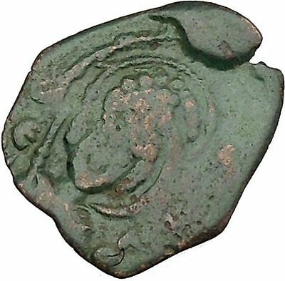 Manuel I, Comnenus 1143AD Ancient Medieval Byzantine Coin Saint George i38376