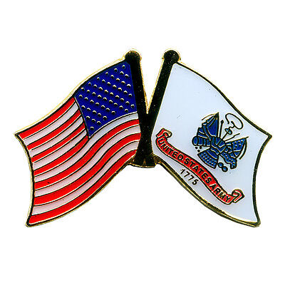 United States Army - U.S. Army USA Flagge Metall Button Badge Pin Anstecker 0651