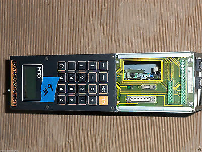 Indramat AC servo power supply drive clm01.3-X-0-2-0 PARTS ONLY NOT WORKING