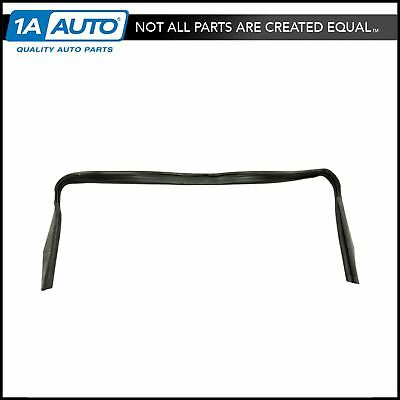 Tailgate Glass Upper Run Channel Weatherstrip Seal Rubber for 80-96 Ford Bronco