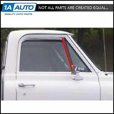 Vertical Run Channel Window Vent Post Seal for 67-72 Blazer Truck Suburban