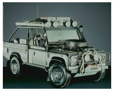 2001 Land Rover Tomb Raider Defender Automobile Factory Photo ch4253