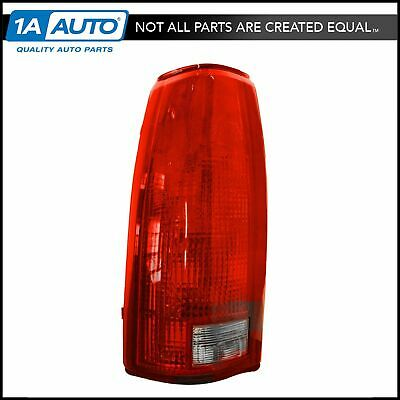 Taillight Taillamp Brake Light Lamp Driver Side Left LH for Chevy GMC Cadillac