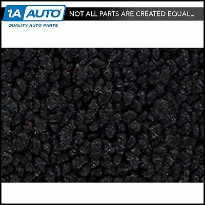for 1963-64 Ford Country Squire 4 Door w/ Flat Front Floor 01-Black Carpet