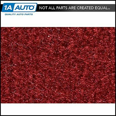for 83-95 Van G-Series G20 Cutpile 7039-Dk Red/Carmine Passenger Area Carpet