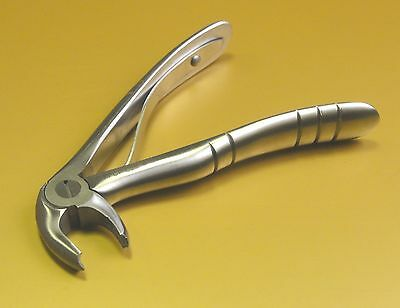 Pedo Dental Extracting Forceps Klein/166 Lower Incisors*Stainless CE New*NC-C22