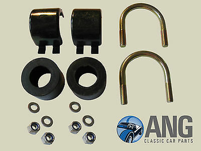 TRIUMPH SPITFIRE MkIV/1500, GT6 MkIII FRONT ANTI-ROLL BAR MOUNTING KIT