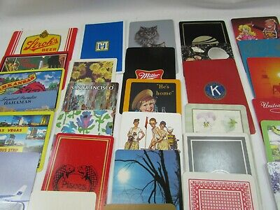 Vintage Playing Cards Lot of 54 DIFFERENT Card Swap 9751 Complete Deck w/ Jokers