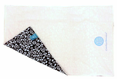 Charlie Banana Waterproof Organic Cotton Diaper Changing Pad