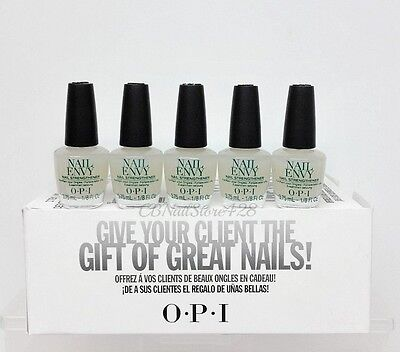 OPI Treatment - MINI ORIGINAL NAIL ENVY 1/8oz / 3.75 mL - Set of 24