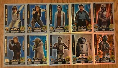 Force Attax Movie Card Serie 3 *LE limitierte Auflage aussuchen Topps Star Wars*