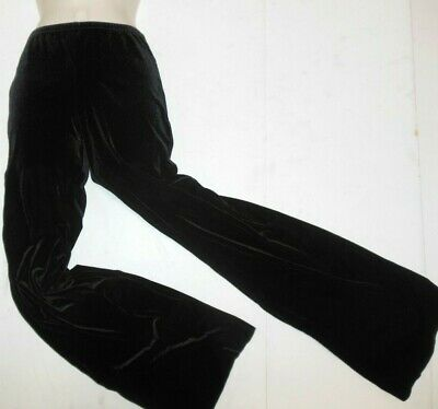 NWT Velvet Spandex Bootcut Jazz Pants Dance Plush Stretch Ladies Wolff Fording