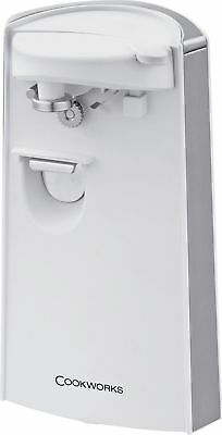 Cookworks Electric Can Opener 60W. From the Official Argos Shop on ebay