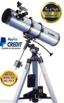 Skywatcher Explorer 130M   Motorised Newtonian Reflector Telescope