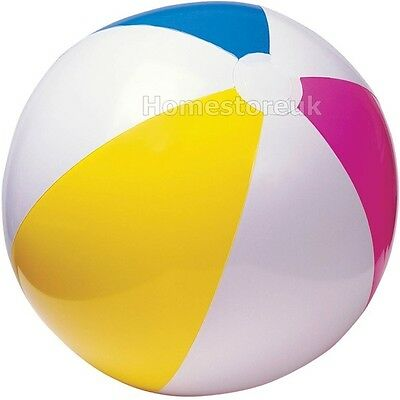 "20"" / 50Cm Large Beach Pool Play Ball Inflatable For Kids Children Fun Toy 83070"