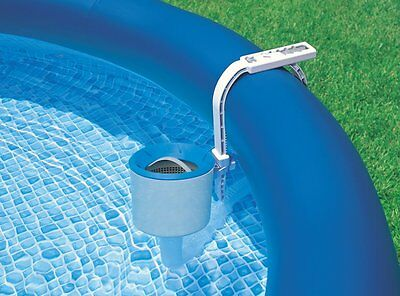 Intex Deluxe Wall Mount Swimming Pool Surface Automatic Skimmer | 28000E
