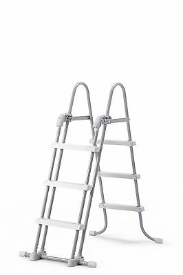 "INTEX Above Ground Swimming Pool Ladder w/ Removable Steps - 36""- 42"" 