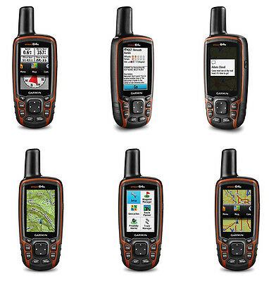 Garmin Gps Map 64S Gps Portatile - Display A Colori - Art. 010-01199-10 Novita'