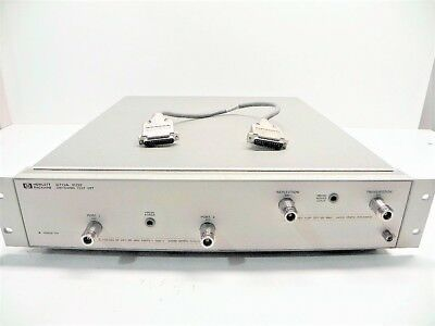 Agilent HP Keysight  8711A K02 Switching Test Set 2 Port Switch with Cable