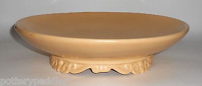 Catalina Island Pottery Large Footed Sand Compote