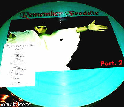 LPx2 - QUEEN - REMEMBER FREDDIE (VINYL LPx2 PICTURE DISC, PART 2&3 MADE IN ITALY