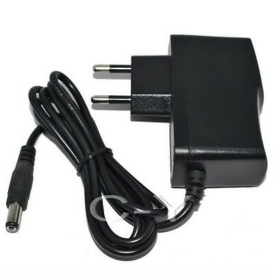 2.1mm AC Converter Adapter DC 15V 200mA  0.2A IC Power Supply US plug 5.5mm