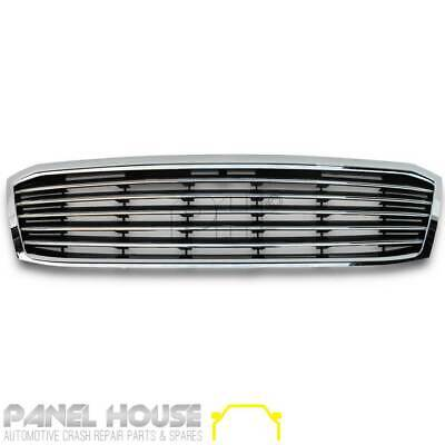 NEW Toyota Hilux Grille '05-'08 Chrome & Black Front Billet Replacement Grill