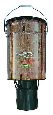 MOULTRIE FEEDERS 6 Gallon Automatic Directional Pond Fish Feeder w/Digital Timer
