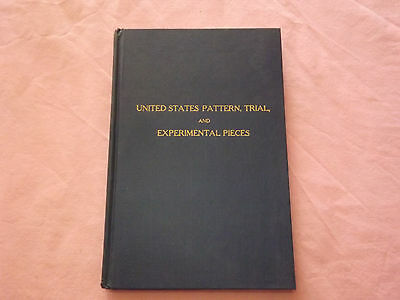 Vintage 1959 United States Pattern Trial & Experimental Pieces Coin Book