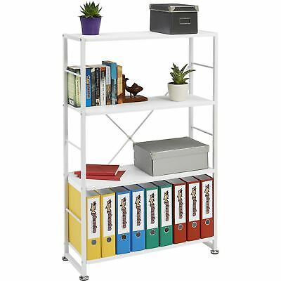 Bookcase with 4 Shelves Storage Furniture for Home Office - Piranha Ballan PC12s