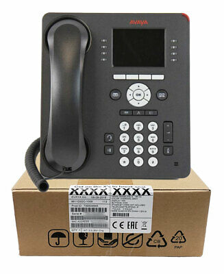 Avaya 9611G IP VoIP Phone Telephone (700504845) - NEW